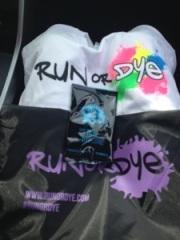Run or Dye Swag Bag